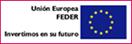 Unión Europea FEDER - Invertimos en su futuro